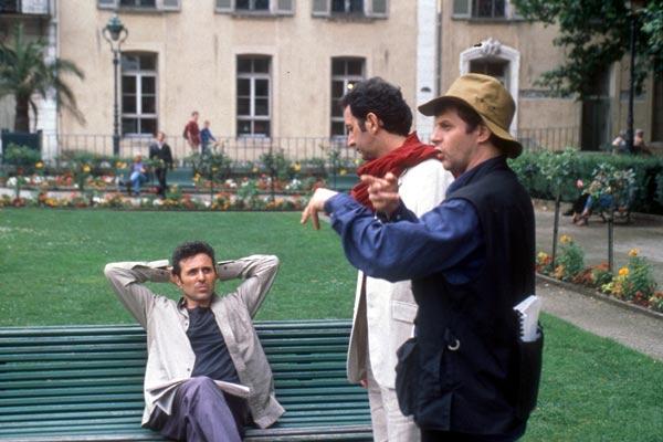 Un Couple épatant : Photo François Morel, Gilbert Melki, Lucas Belvaux