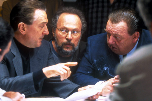 Mafia Blues 2 - la rechute : Photo Billy Crystal, Joe Viterelli, Robert De Niro