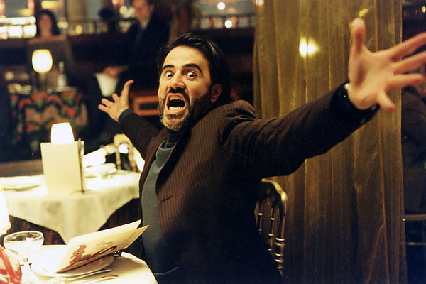 Rire et châtiment : Photo José Garcia