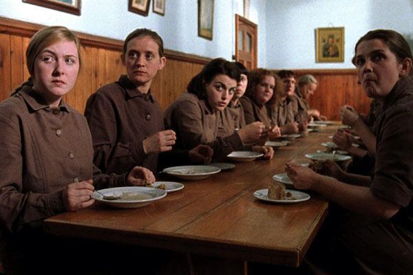The Magdalene Sisters : Photo Anne-Marie Duff, Dorothy Duffy, Nora-Jane Noone, Peter Mullan
