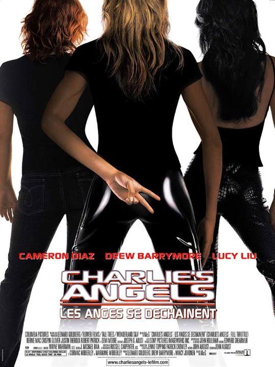 Charlie's Angels - les anges se déchaînent : Affiche