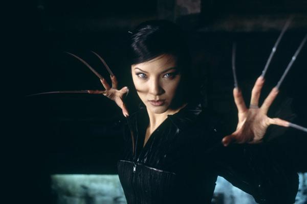 Foto de Kelly Hu en la película X-Men 2 - Foto 6 sobre 24