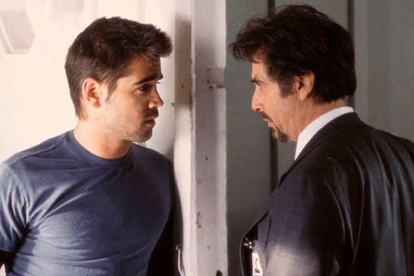La Recrue : Photo Al Pacino, Colin Farrell
