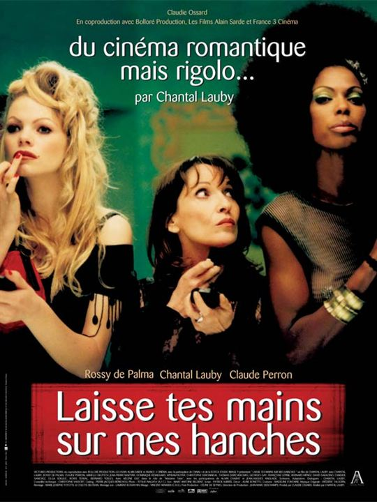 Image result for affiche LAISSE TES MAINS SUR MES HANCHES
