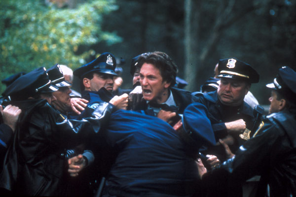 Mystic River : Photo Sean Penn