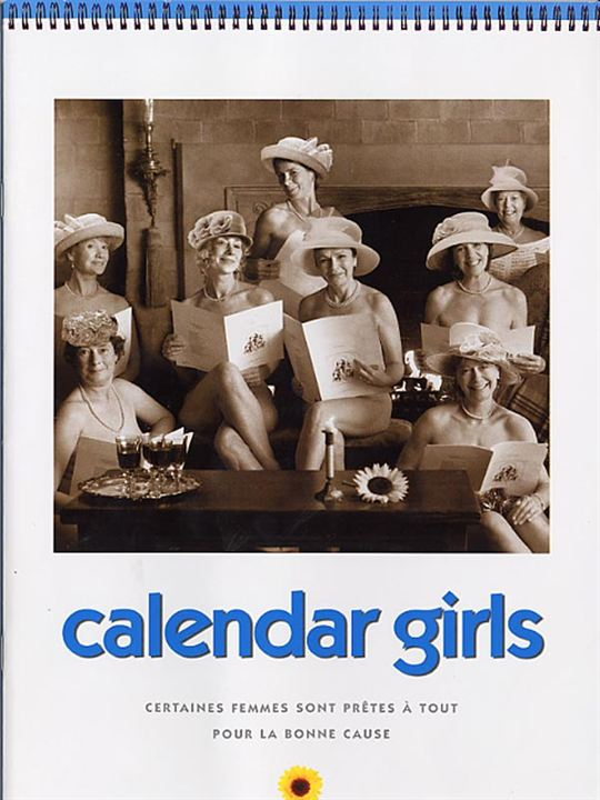Calendar Girls : Affiche Nigel Cole