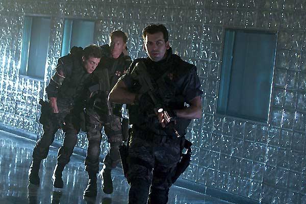 Resident Evil : Apocalypse : photo Oded Fehr
