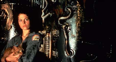 Alien, le huitième passager : Photo Sigourney Weaver