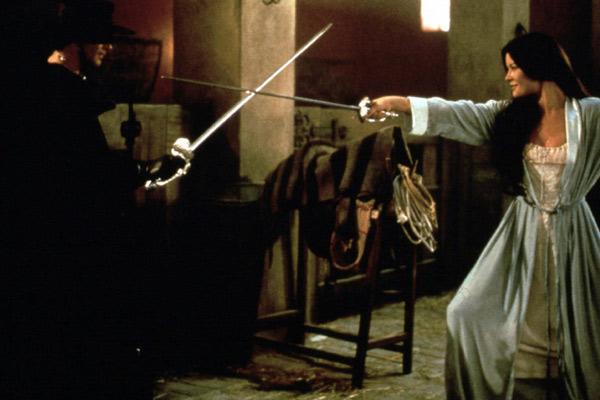 Le Masque de Zorro : Photo Antonio Banderas, Catherine Zeta-Jones