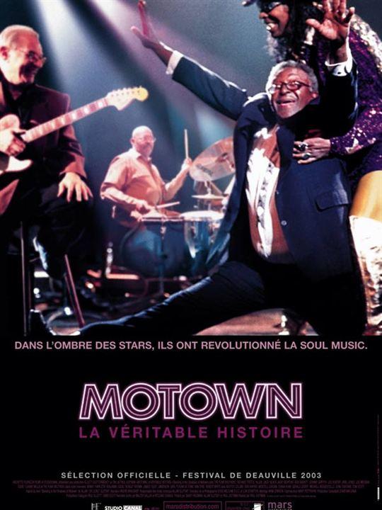 Motown : la véritable histoire : Affiche Paul Justman