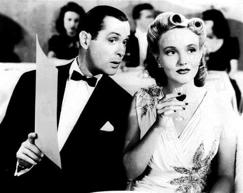 Joies matrimoniales : Photo Alfred Hitchcock, Robert Montgomery