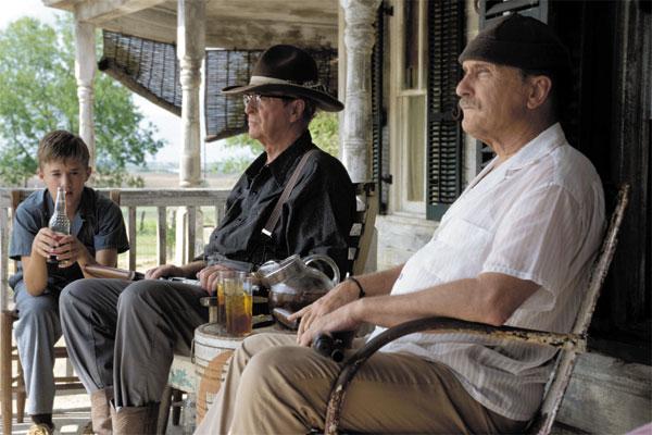 Le Secret des frères McCann : Photo Haley Joel Osment, Michael Caine, Robert Duvall