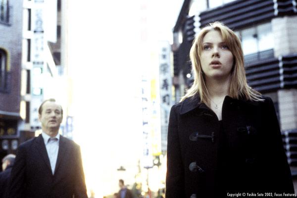 Photo Bill Murray, Scarlett Johansson