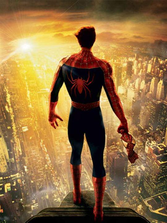 Spider-Man 2 : Affiche Sam Raimi, Tobey Maguire