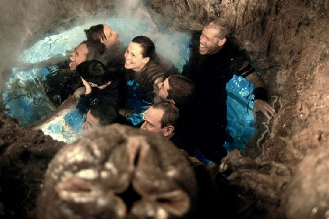 Alien, la résurrection : Photo Ron Perlman, Sigourney Weaver