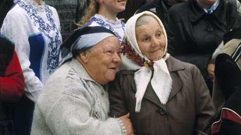 Baboussia : Photo Lidiya Bobrova