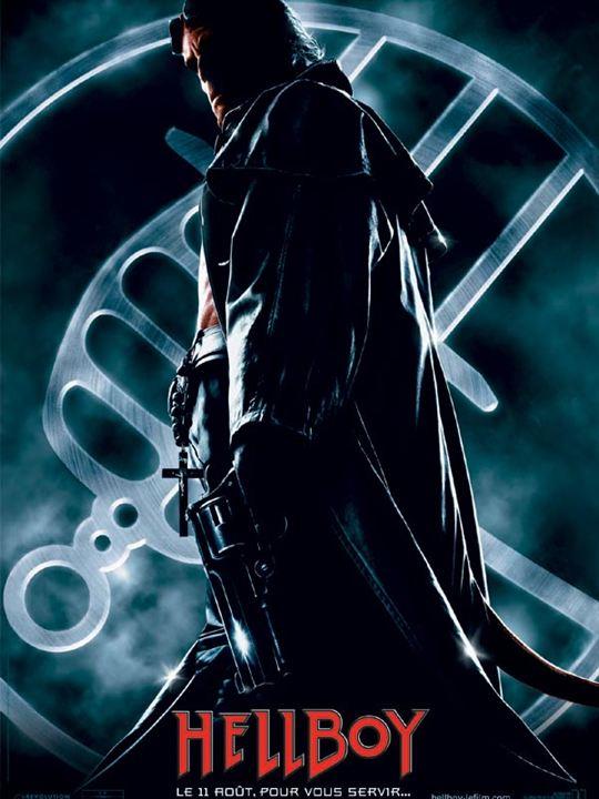Hellboy : Affiche