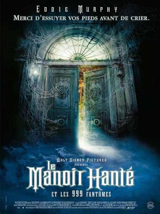 Le Manoir hanté et les 999 fantômes : Affiche