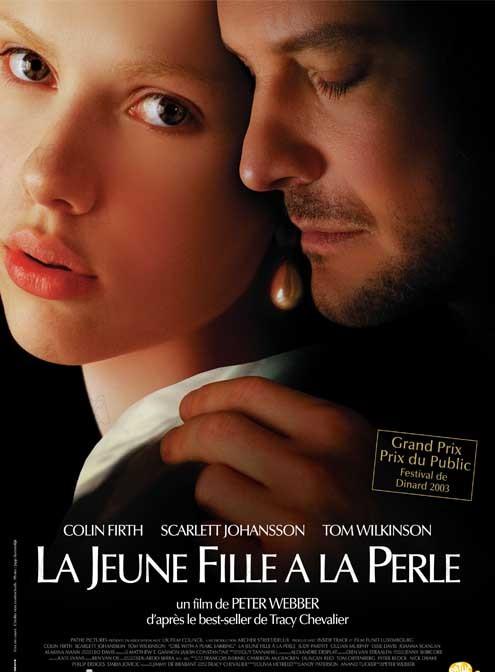 La Jeune fille à la perle : Photo Colin Firth, Peter Webber, Scarlett Johansson, Tom Wilkinson