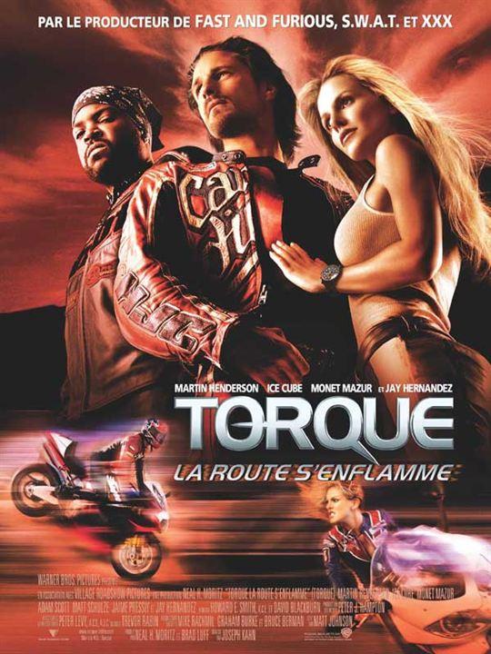 Torque, la route s'enflamme : Affiche Ice Cube, Joseph Kahn, Martin Henderson, Monet Mazur