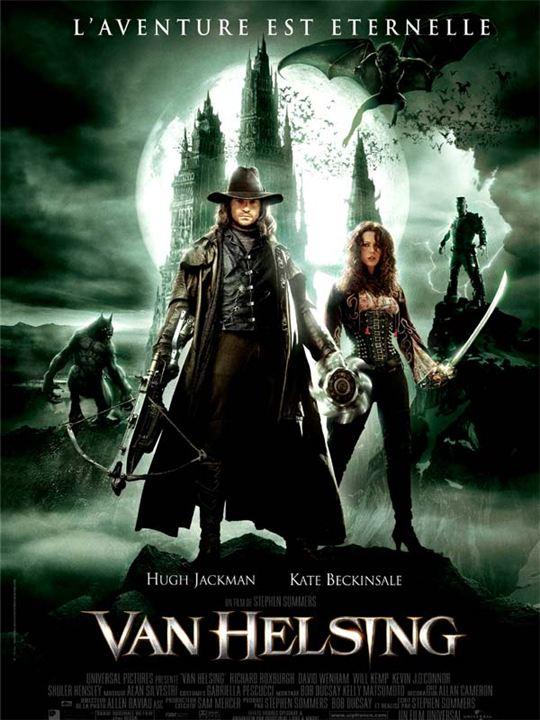 Van Helsing : Affiche