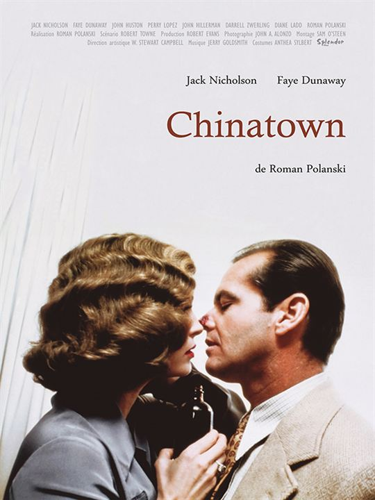 Chinatown (1974) RE-UP