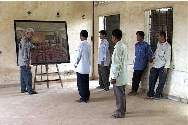 S21, la machine de mort Khmere Rouge : Photo