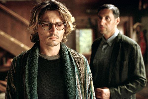 Fenêtre secrète : Photo David Koepp, John Turturro, Johnny Depp