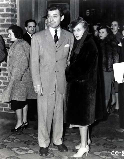 Photo Clark Gable