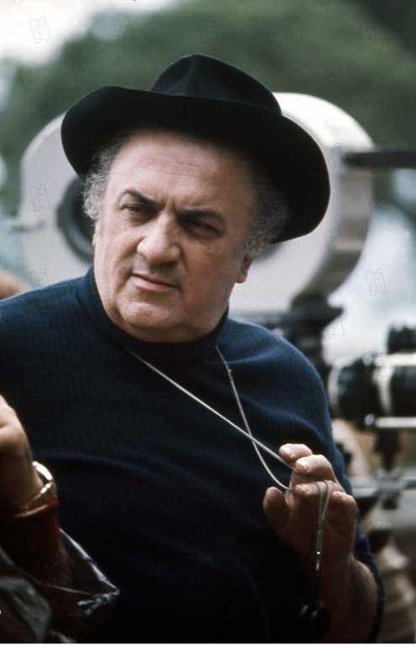 Photo Federico Fellini