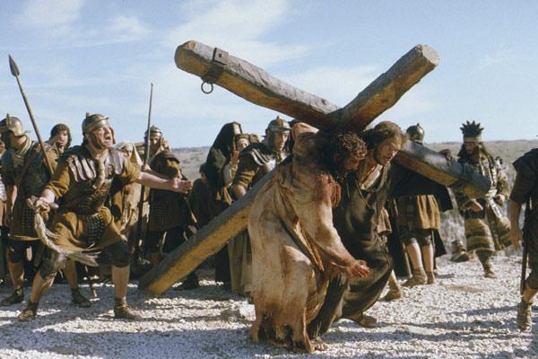 La Passion du Christ : Photo Mel Gibson