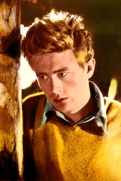 A l'est d'Eden : Photo Elia Kazan, James Dean