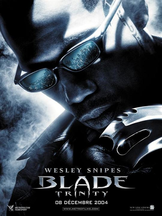 Blade: Trinity : affiche
