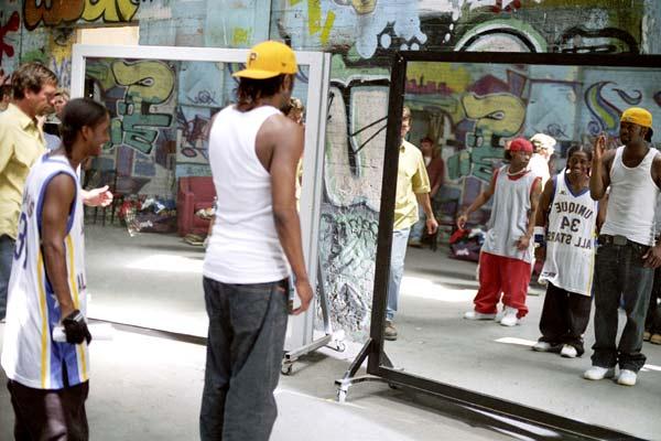 Street dancers : photo