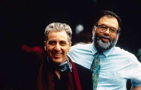 Le Parrain, 3e partie : photo Al Pacino, Francis Ford Coppola