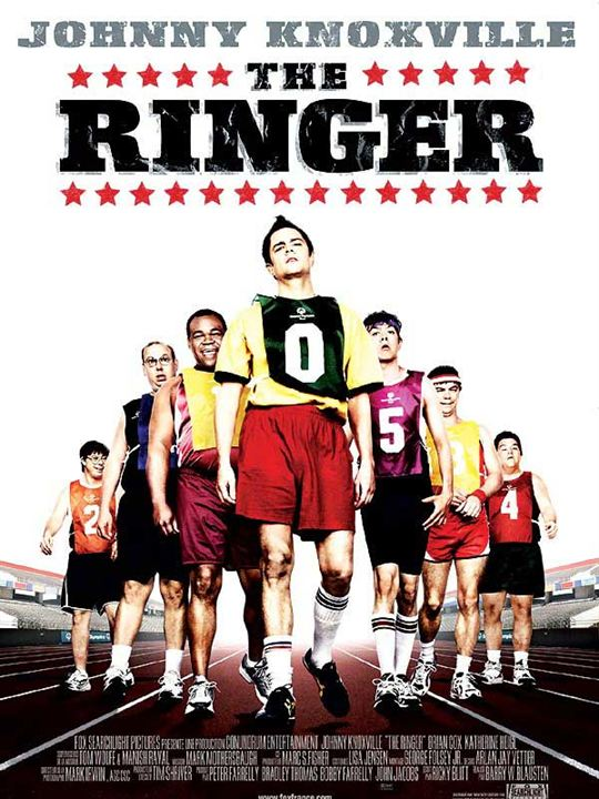 The Ringer : Affiche Johnny Knoxville