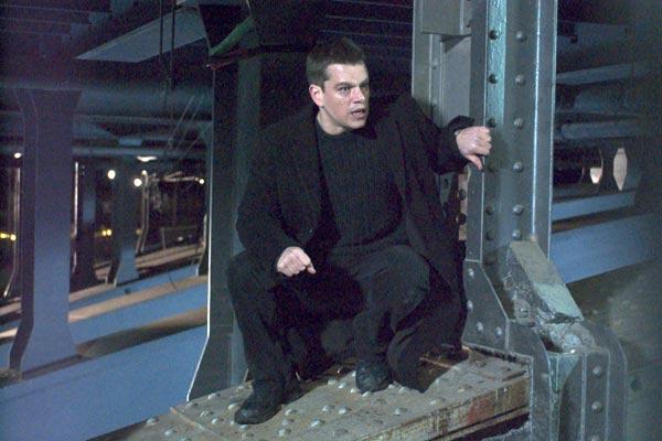 La Mort dans la peau : Photo Matt Damon