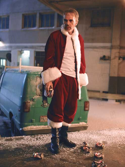 Bad Santa : Photo Billy Bob Thornton, Terry Zwigoff