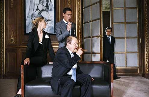 L'Antidote : Photo Alexandra Lamy, Christian Clavier, François Levantal, Jacques Villeret, Vincent de Brus