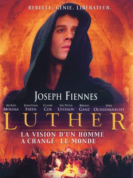 Luther : Affiche