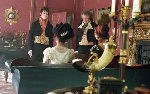 Vanity fair, la foire aux vanités : Photo Jim Broadbent, Jonathan Rhys-Meyers