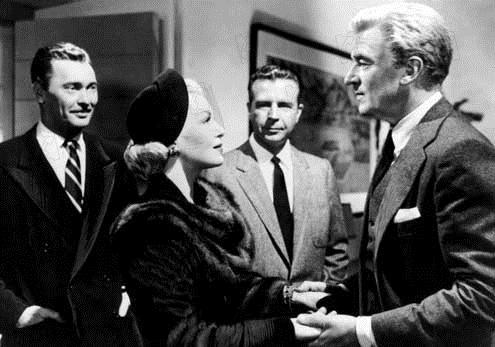 Les Ensorcelés : Photo Barry Sullivan, Dick Powell, Vincente Minnelli, Walter Pidgeon