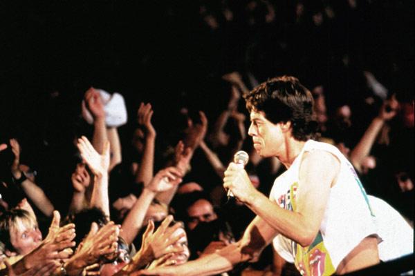 Photo Mick Jagger