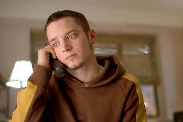 Eternal Sunshine of the Spotless Mind : Photo Elijah Wood, Michel Gondry