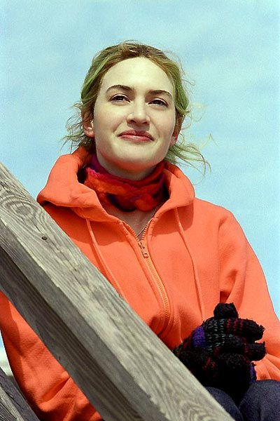 Eternal Sunshine of the Spotless Mind : Photo Kate Winslet, Michel Gondry