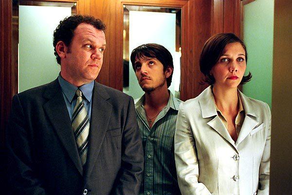 Criminal. : Photo Diego Luna, John C. Reilly, Maggie Gyllenhaal