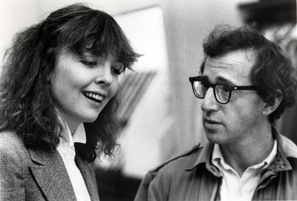 Manhattan : Photo Woody Allen