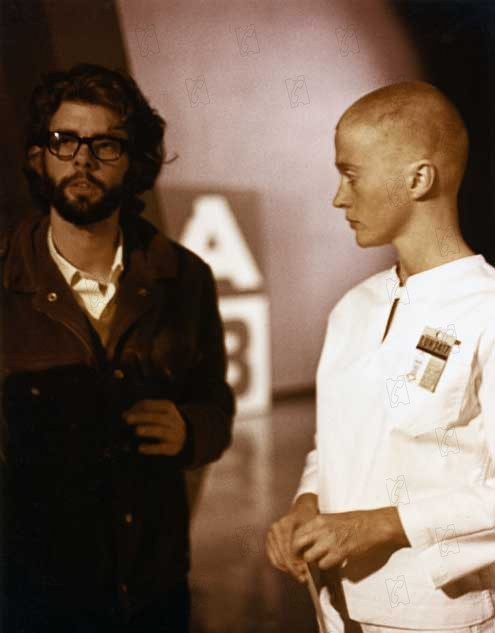 THX 1138 : Photo George Lucas, Maggie McOmie