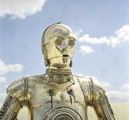Star Wars : Episode IV - Un nouvel espoir (La Guerre des étoiles) : Photo Anthony Daniels