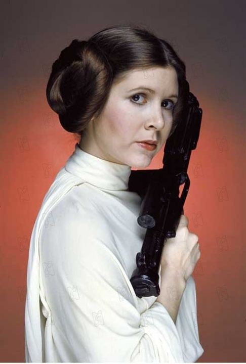 Star Wars : Episode IV - Un nouvel espoir (La Guerre des étoiles) : Photo Carrie Fisher